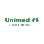 Logo Unimed Santa Catarina